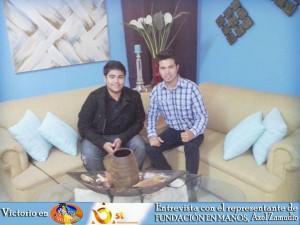 Canal 29. PSN. Entrevita